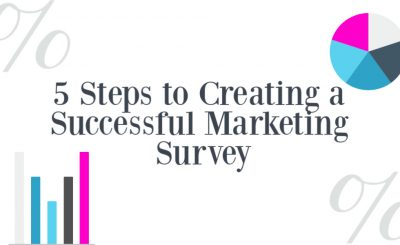 5 steps to creating a successful marketing strategy