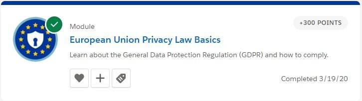 European Union Privacy Law Basics