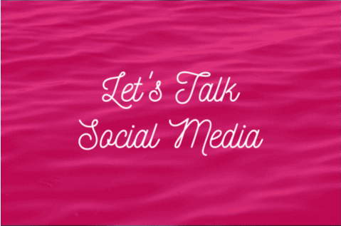 Let's Talk Social Media Strategy & Goal Setting