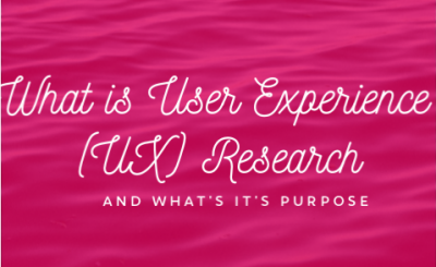 What is User Experience (UX) Research, and What's Its Purpose?
