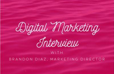 Digital Marketing Interview