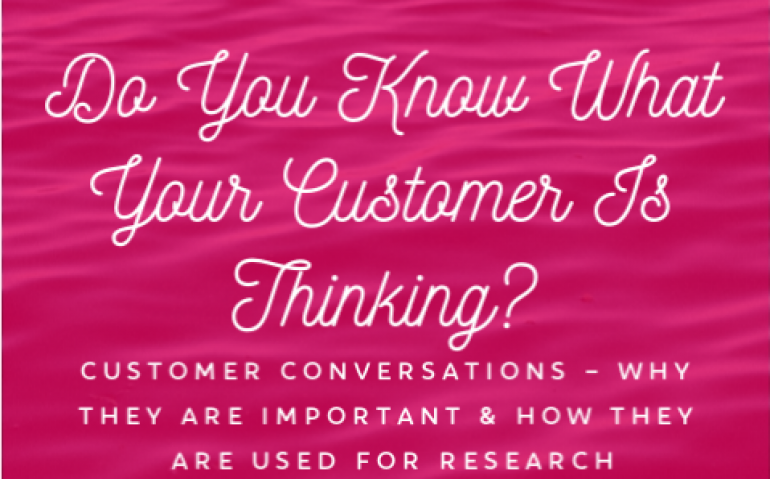 Customer Conversations